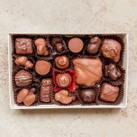Half Pound Sf Deluxe Assortment Indiana