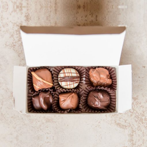 Six Deluxe Assortment Chocolate