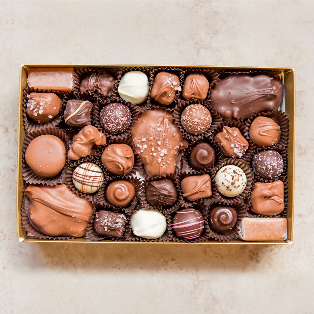 Two Pound Deluxe Assortment Chocolate