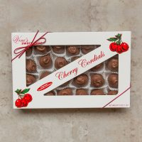 One Lb Milk Chocolate Cherry Cordials