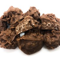 Milk Chocolate Coconut Haystack