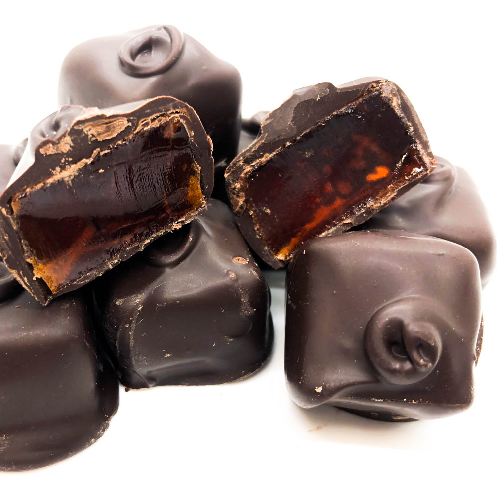 Dark Chocolate Orange Jelly