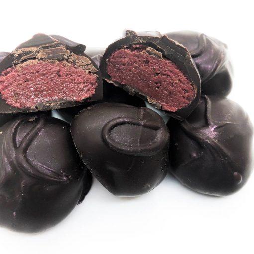 Dark Chocolate Raspberry Cream