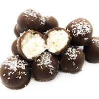 Milk Chocolate Coconut Bonbon