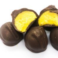 Milk Chocolate Lemon Cream
