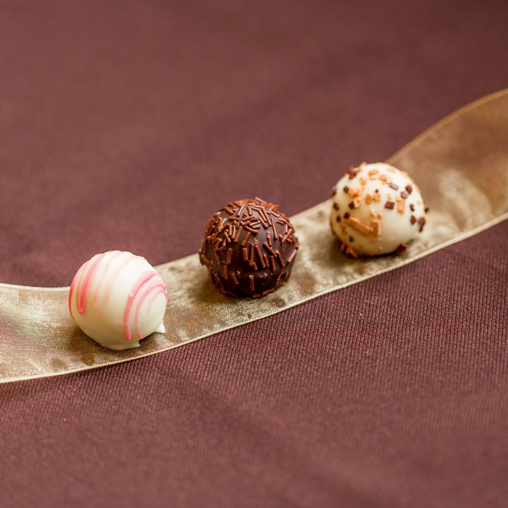 Three Truffles Handmade
