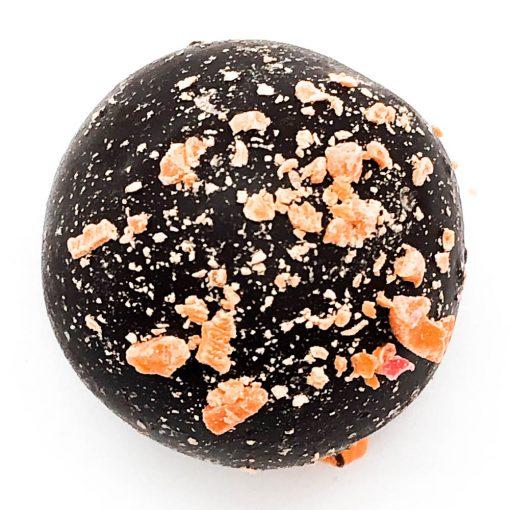 dark chocolate orange truffle