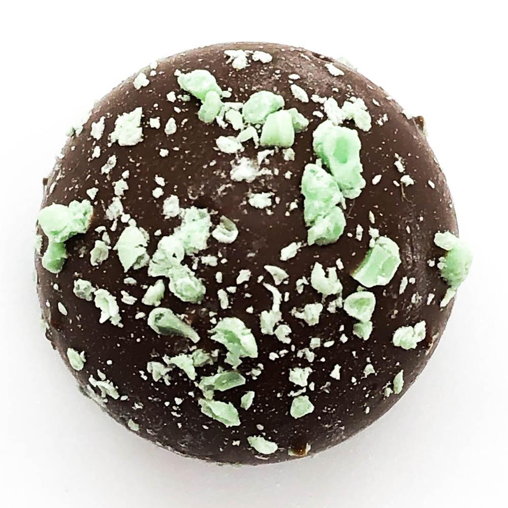 Milk Chocolate Mint Truffle