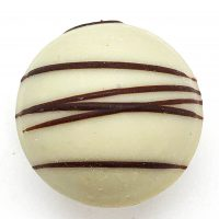 white chai tea truffle