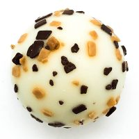 White Chocolate Tiramisu Truffle